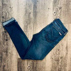 Hudson Skinny Straight Jeans Size 28